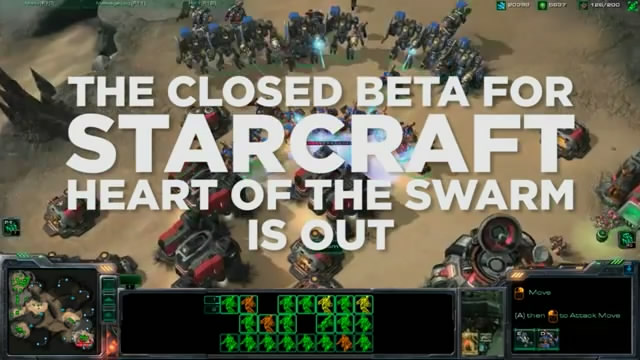 Видео StarCraft 2 – нововведения в Heart of the Swarm (видео)