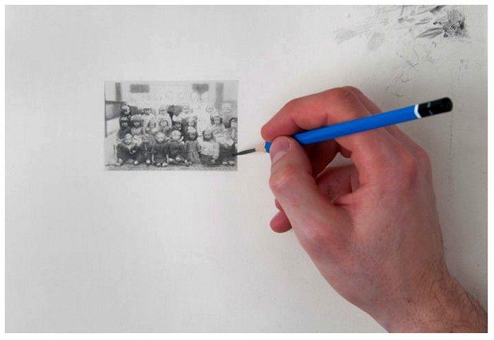 Фотореалистичные рисунки Пола Кьяппе (7 фото)