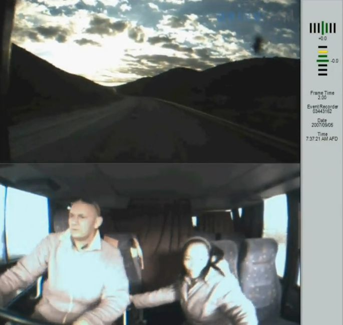 Подборка аварий с автобусами из Южной Африки (видео)