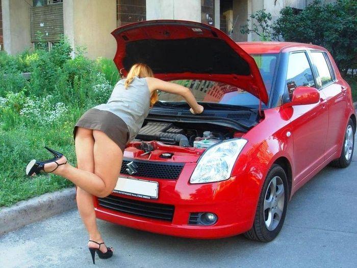 Забавные цитаты с женского авто-форума (6 фото+текст)