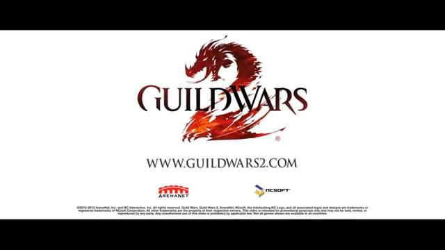 Трейлер Guild Wars 2 – наше время пришло (видео)