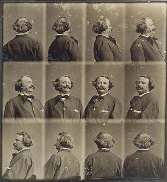 Фотографии знаменитостей 19 века (14 фото)