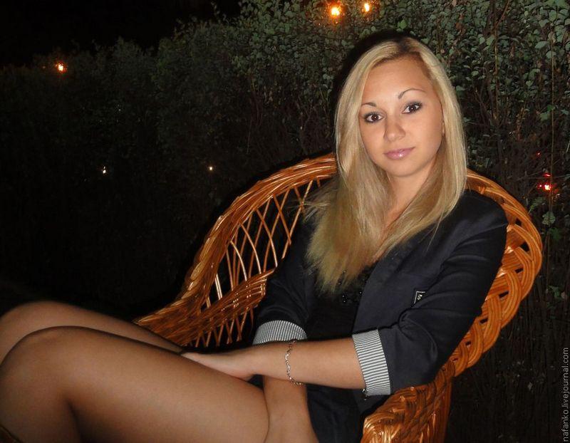 Любительские фото русских девушек вконтакте — img 9