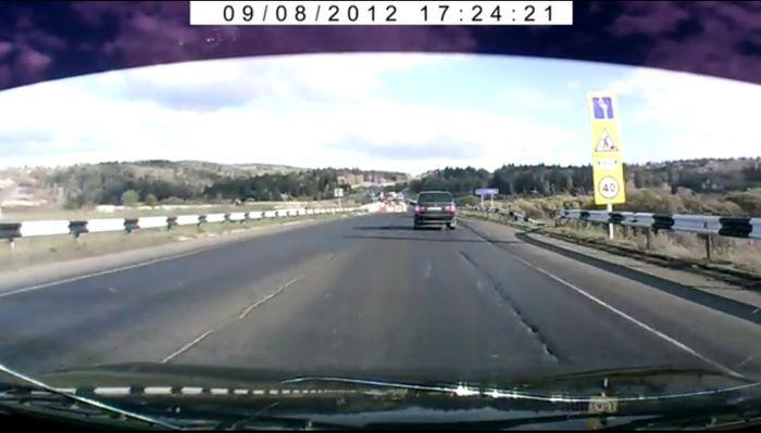 Авария дня часть 723 (фото+видео)