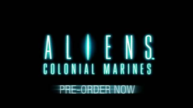 Видео Aliens: Colonial Marines – персонажи из фильма (видео)