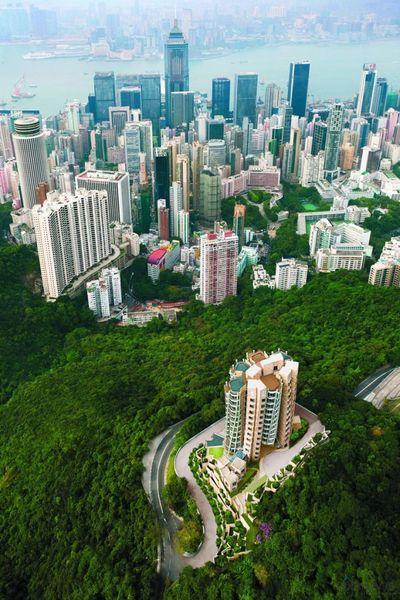 Самая дорогая квартира в Азии (8 фото)