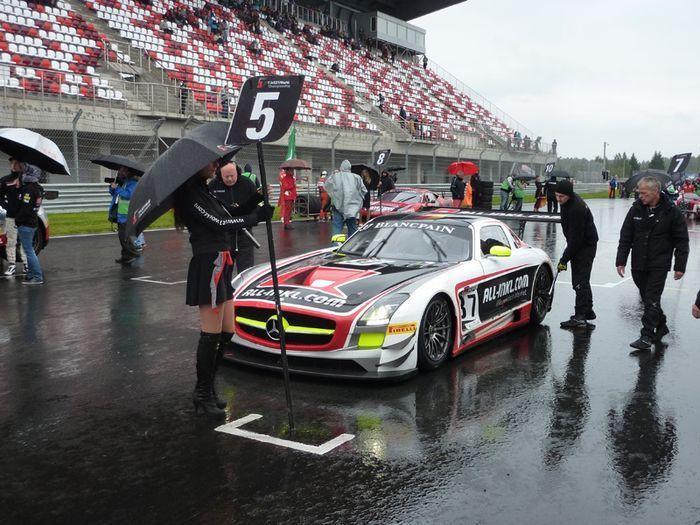 Этап FIA GT на Moscow Raceway (102 фото)