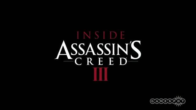 Видео-дневник Assassin`s Creed 3 – Коннор и война (видео)