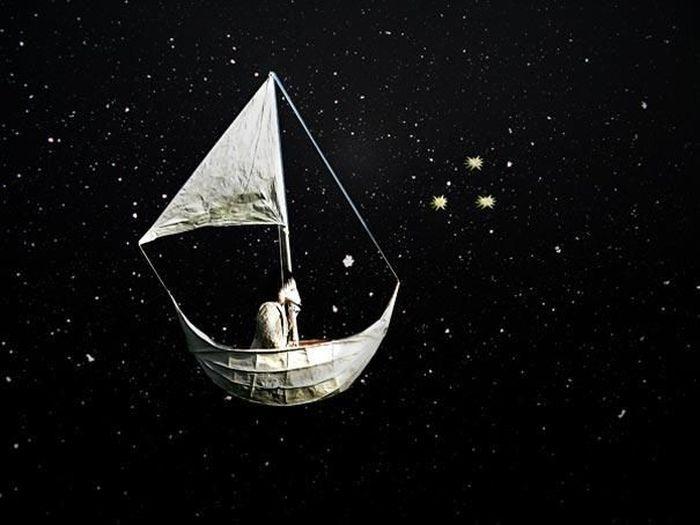 Сновидение – один из самых загадочных феноменов человеческого существования. (6 фото)