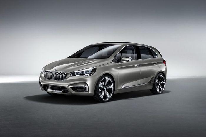 Первые снимки нового автомобиля BMW - 1-Series GT (84 фото+2 видео)