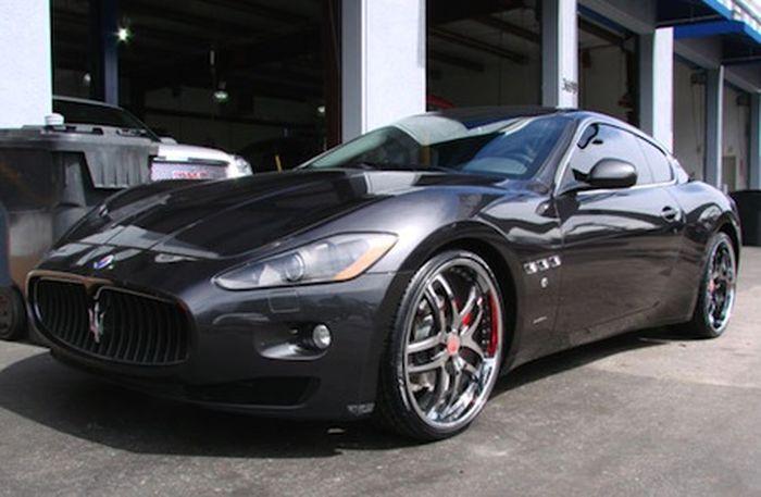 Топ-10 дисков для Maserati по версии американцев (10 фото)