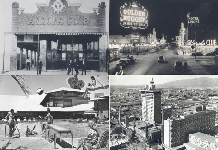 История развития казино в Лас-Вегасе (80 фото)