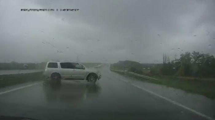 Авария дня часть 728 (фото+видео)