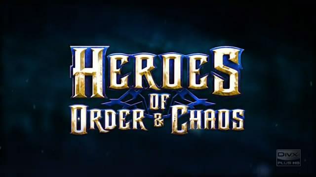 Видео-интервью с разработчиками Heroes of Order & Chaos (видео)