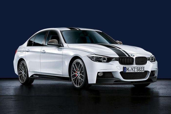 Компания BMW представила M Performance Kit для дизельных моторов (6 фото)