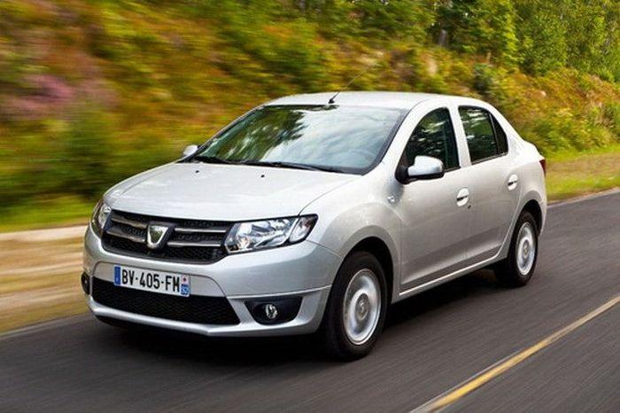 Renault (Dacia) Logan в кузове седан и хэтчбек обновили (13 фото)