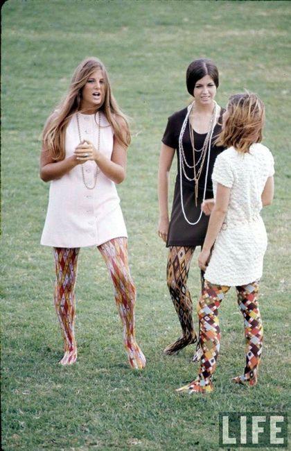 Модные студенты из 60-х (16 фото)