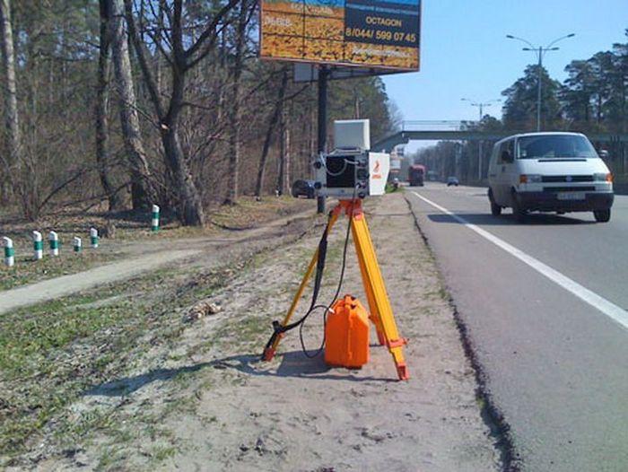 Воронежский водитель 233 раза нарушил ПДД в одном месте (текст)