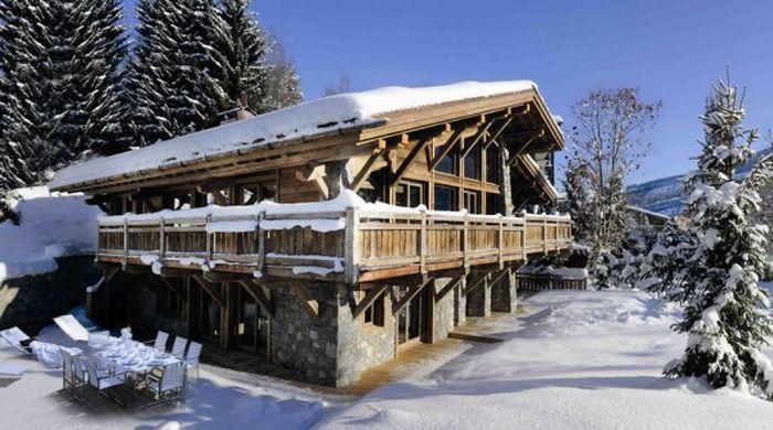 Горный домик за €135,000 в неделю (19 фото)