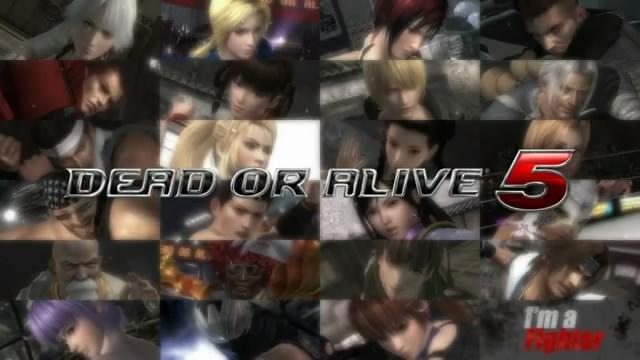 Релизный трейлер Dead or Alive 5 (видео)