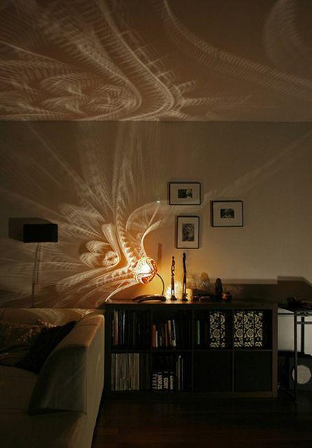Волшебная лампа (11 фото)