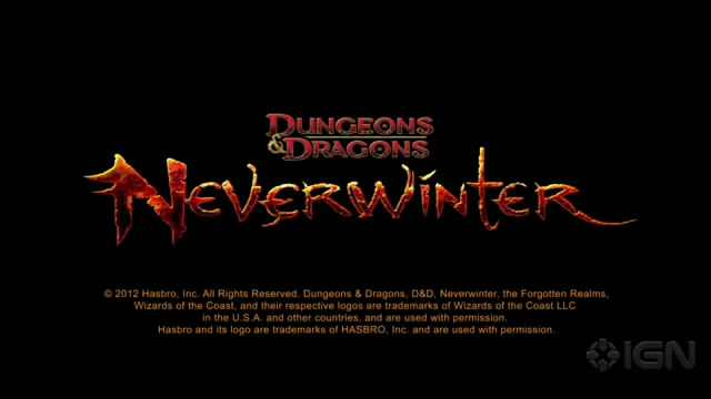 Видео Neverwinter – класс Guardian Fighter (видео)
