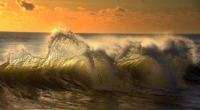Красота волн (15 фото)