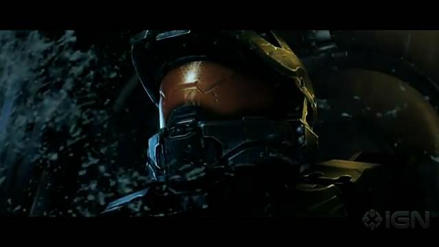 Видео Halo 4 – кадры из одиночной кампании (видео)
