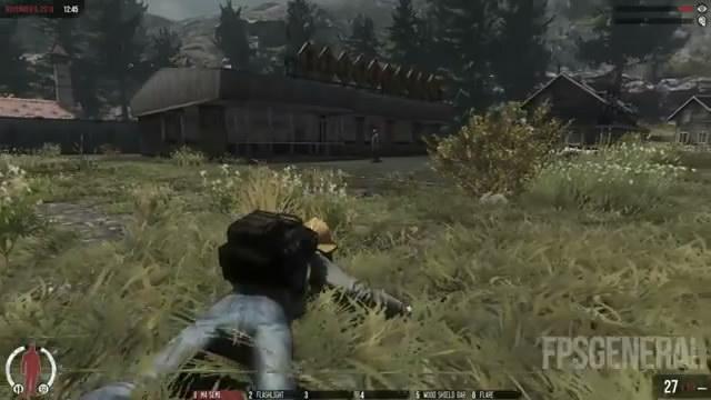 Видео The War Z – зачистка территории (видео)