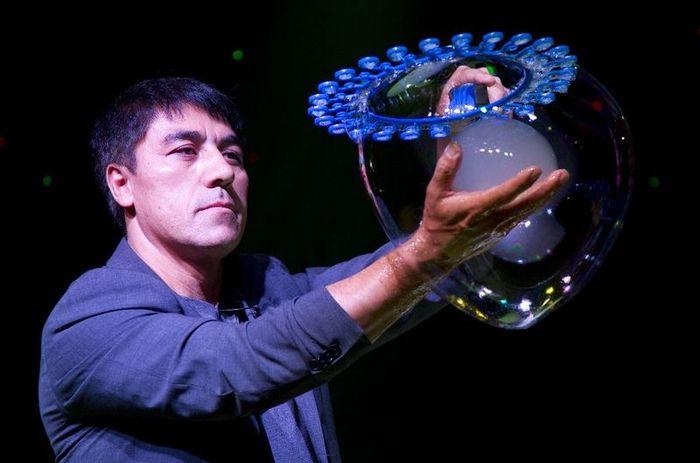 Поместил 181-го человека в пузырь (7 фото)