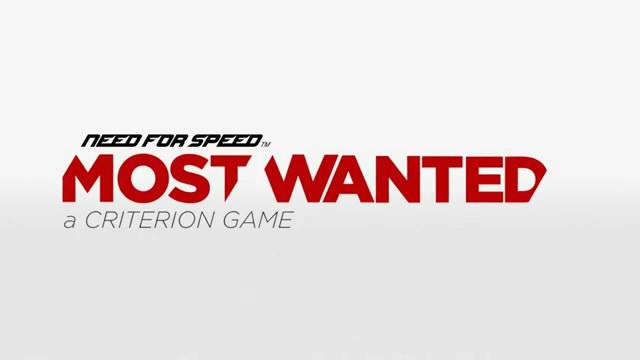 Ролик Need For Speed Most Wanted - резвая погоня (видео)
