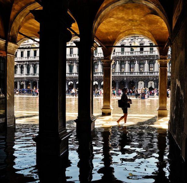 Венеция тонет (31 фото)