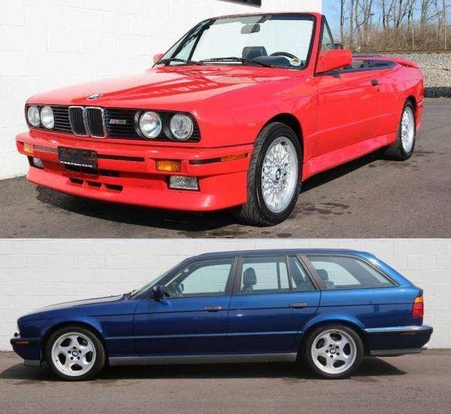Сразу два редких BMW M-серии были переданы дилерам в штате Огайо (24 фото)