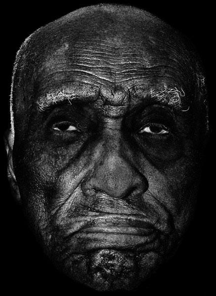 Лицо Возраста — фотопроект Марка Стори