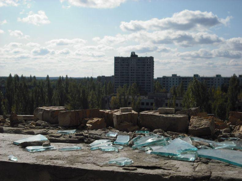 Чернобыль глазами американца (58 фото)