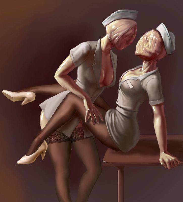 Медсестры - Смотреть порно видео онлайн