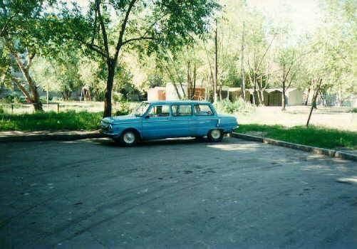 Автоприколы (118 фото)