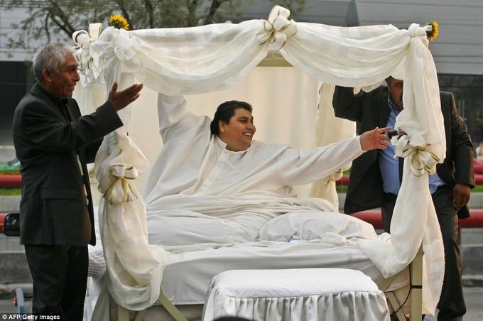 Моя большая толстая Мексиканская свадьба (4 фото)