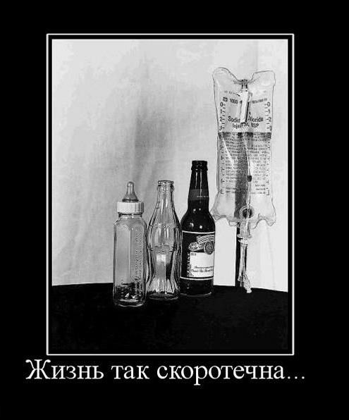 Демотиваторы, семнадцатая часть (128 фото)