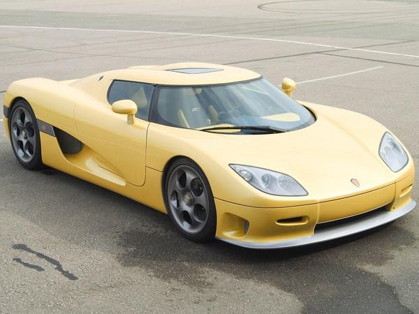 Эксплуатационные показатели Koenigsegg CC 4.7<br> Время разгона от 0 до 100 км/ч (МКП/АКП) 3.2 / -<br> Максимальная скорость, км/ч (МКП/АКП) 395 (-)<br> Двигатель Koenigsegg CC 4.7<br> Тип бензиновый турбированный с двумя центрефужными нагнетателями Rotrex V8<br> Рабочий объем, куб.см 4700<br> Мощность, л.с. (кВт) при об/мин 806 (593) / 6900<br> Максимальный крутящий момент Нм при об/мин 920 / 5700<br> Трансмиссия Koenigsegg CC 4.7<br> Тип МКПП<br> Привод задний<br> Кузов Koenigsegg CC 4.7<br> Габариты, ДхШхВ 4190 X 1990 X 1070<br> Снаряженная масса автомобиля, кг 1175