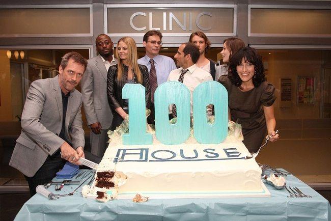 100 серий