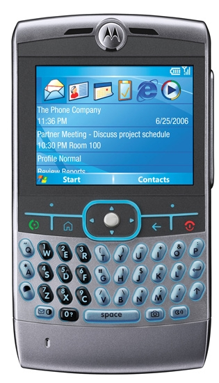 Motorola Q Убийца BlackBerry от Motorola.