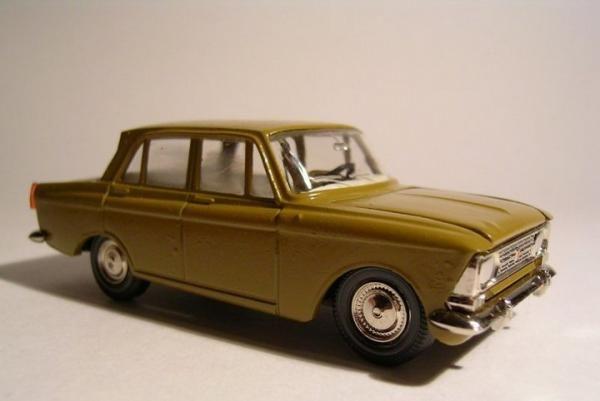 Редкие автомодельки из СССР (17 фото)