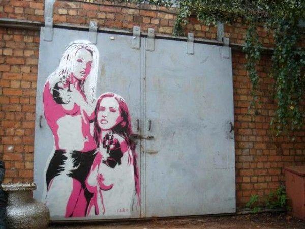 Графити (250 фото)