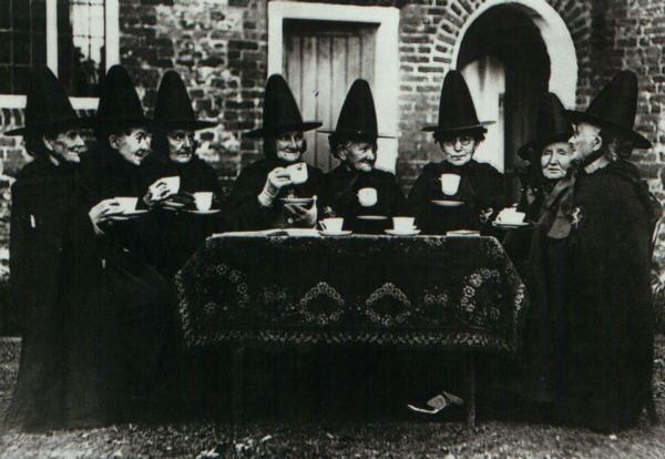 Загадочные фотографии прошлого (65 фото)