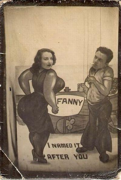 Загадочные фотографии прошлого