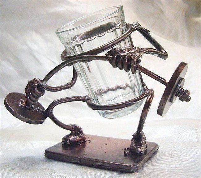 Нелегкая жизнь стакана :) (36 фото)