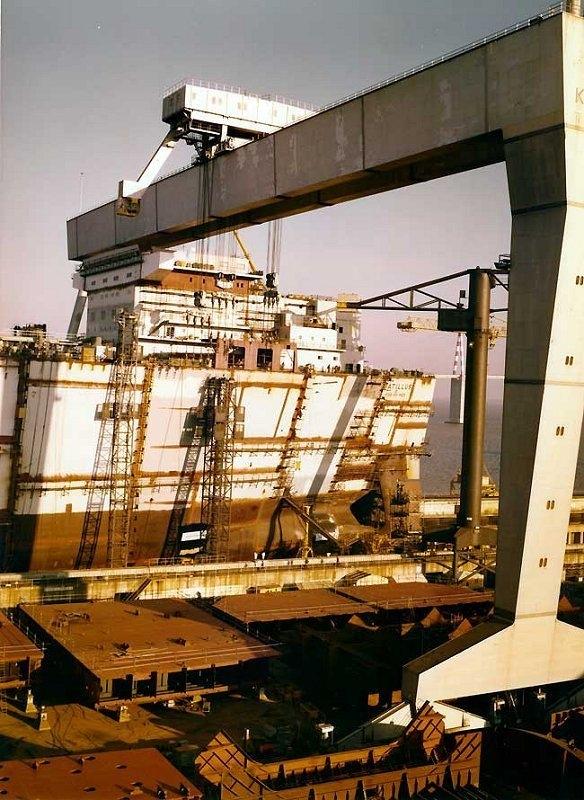 Строительство судна (30 фото)
