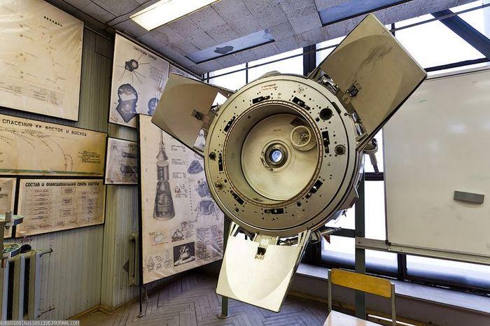 Кафедра №601 МАИ — «Космические системы и ракетостроение» (38 фото+текст)