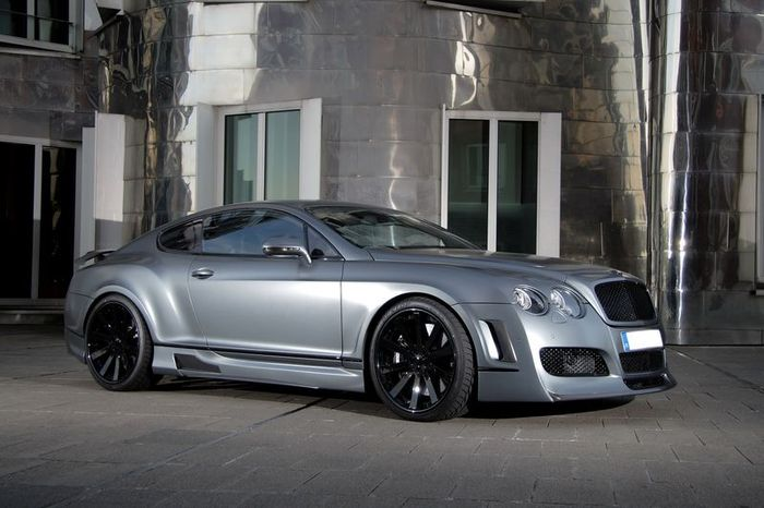 Anderson Germany показали свой Bentley Continental Supersports (12 фото)
